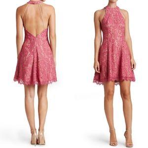 Dress the Population Angie Halter Dress